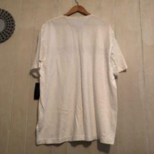 Tommy Hilfiger Shirts - Tommy Hilfiger Men's White Short Sleeve Shirt XXL